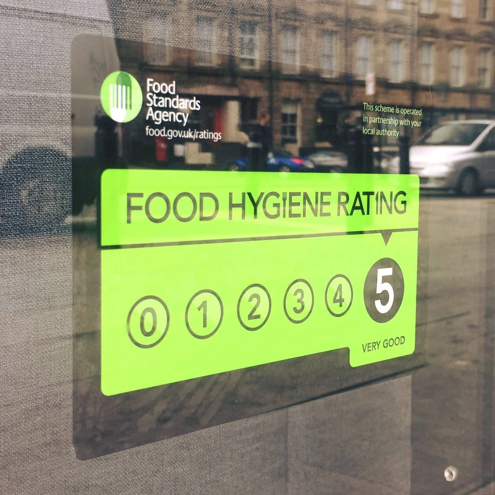 Central food hygiene